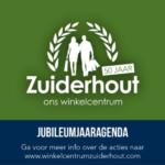 Jubileumjaaragenda Zuiderhout